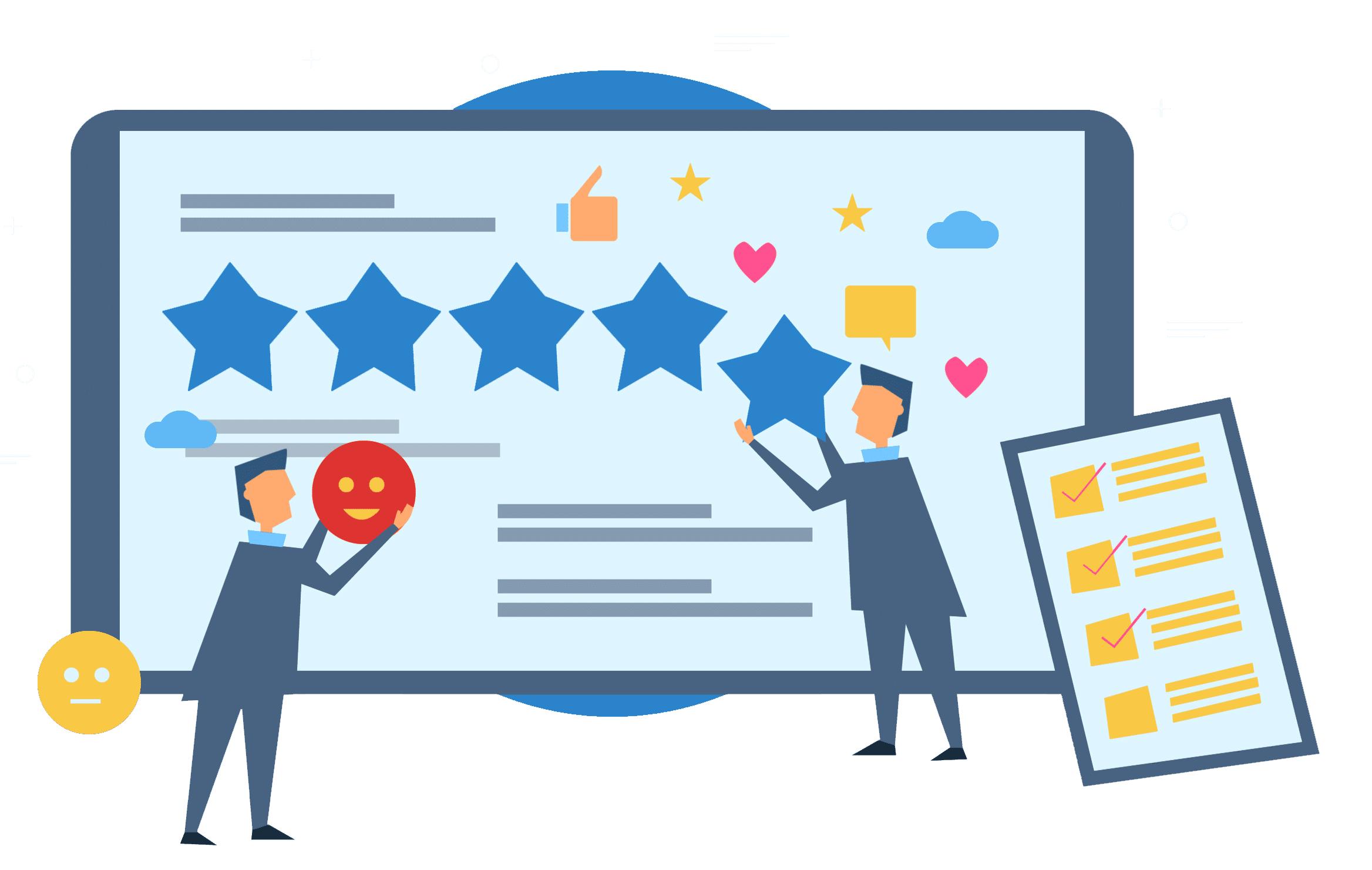 Állapotfelmérés (online reputáció audit)